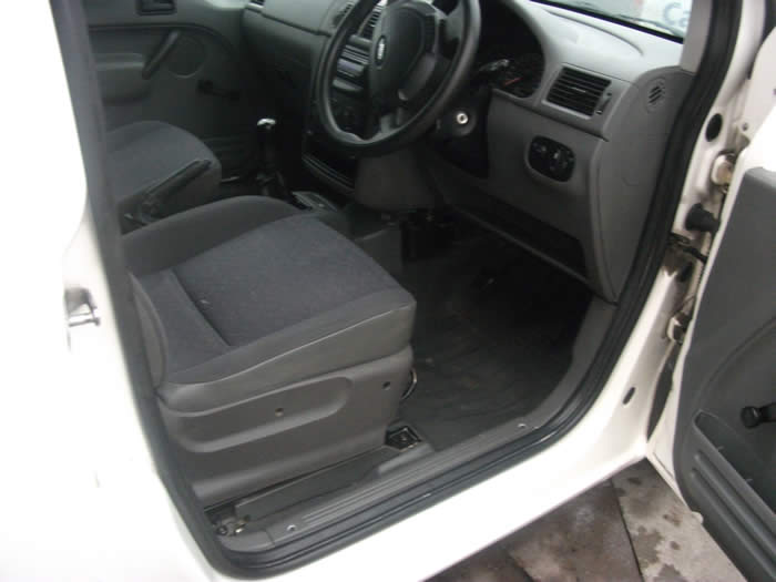 Interior view once valeted